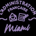 l'administration française à Miami